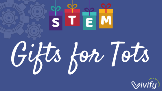 STEM gift list for pre-schoolers