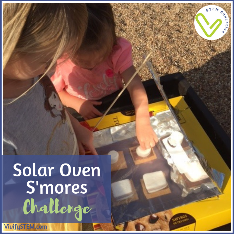 Design and build a solar oven to make s'mores with this engineering design challenge!