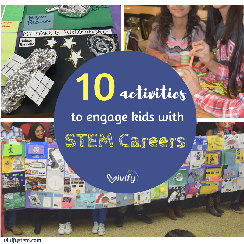 10 Easy Stem Career Classroom Activities Vivify Stem