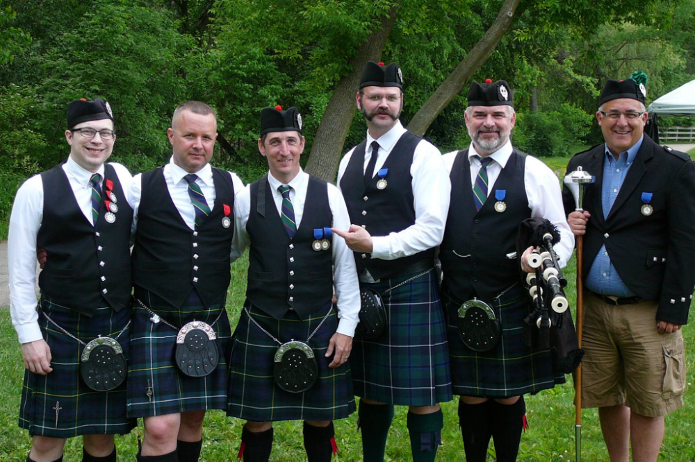 Left to Right: Angus Martin, Jacob Schrader, Greg Crabb, Chris Eller, Keith Murphy, Doug Weisheit