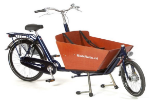 The Bakfiets Have Landed!!!