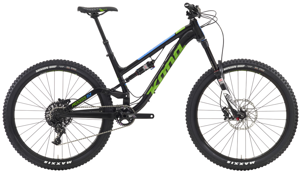 """Process 153, $3599(27.5""""wheels) Ride everything with supreme confidence. The Process 153 is a wildly capable all-mountain machine, from trail through to technical DH. Our World Cup racers break out the 153 on more pedally tracks, due to its supreme confidence at speed. If you're an aggressive mountain biker looking for the quiver killer, the 153 is for you."""