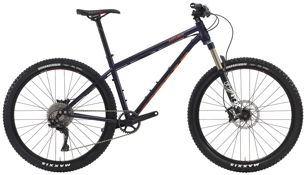 Check out our World Class lines of Mountain Bikes, with 5 models under $1000