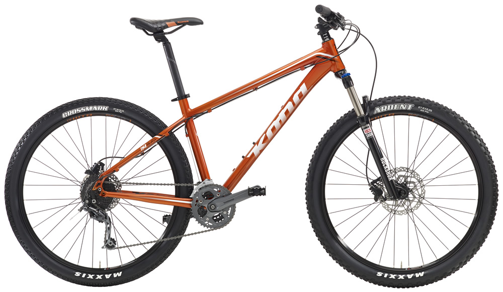 "Kona Blast, $999 (27.5"", Hardtail) Everything we have learned has gone into creating this year's Blast, nearly three decades of life loving the trail. This is the perfect ride for anyone looking to go farther and deeper down the endless trail of smile-cracking, wicked good times."