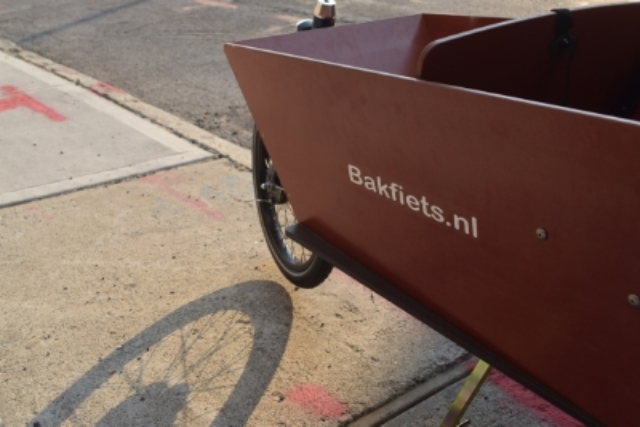 """The Bakfiets Have Landed"""