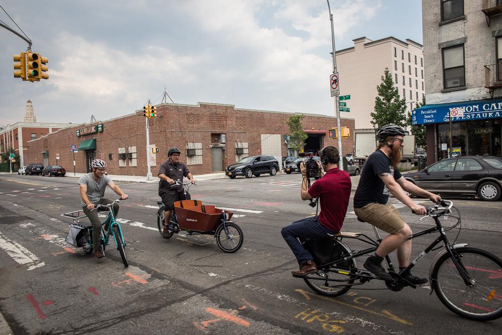 "MSNBC ""The Rising Popularity of Cargo Bikes"""