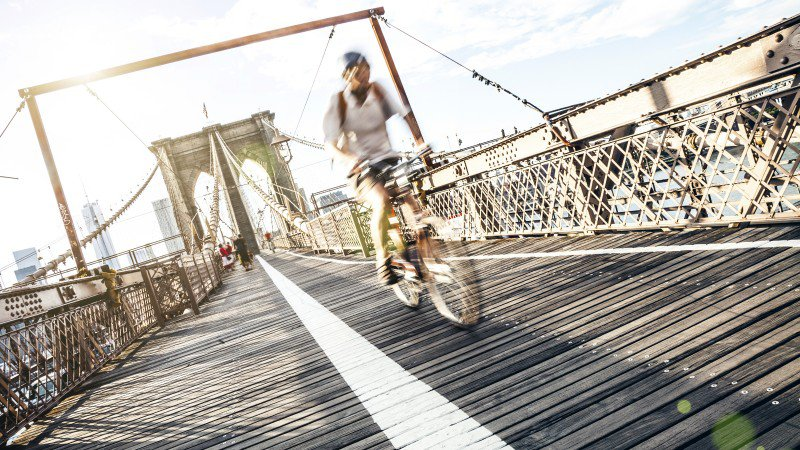 """Outside Magazine """"MTB in NYC"""""""