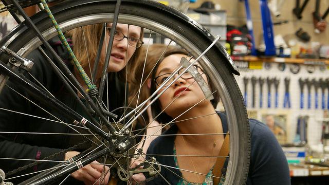 3/10/16 Women's Maintenance Class