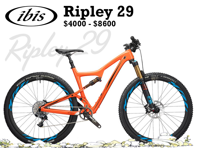 For many of us working at Ibis, the Ripley has been our favorite bike since the day it came out. And indeed, if you look at the reviews (preserved from the original Ripley below), you'll see that we weren't alone. Still, riding styles and components are constantly evolving so we updated it to add to its already amazing versatility.