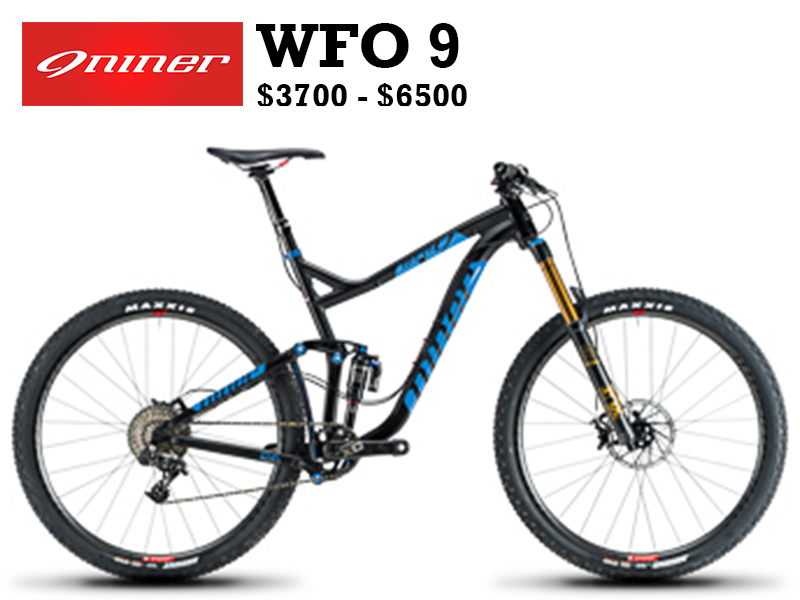 From early trips to Whistler and passionate lift-line discussions about wheel size to numerous Burro-Down laps at truly negligent speeds, the WFO 9 has always been a curiosity. A bike without an easy niche except for those riders who are quite certain it's the best bike on the planet – those converts who choose the WFO 9 to confidently dissect bike parks and black diamonds every weekend.
