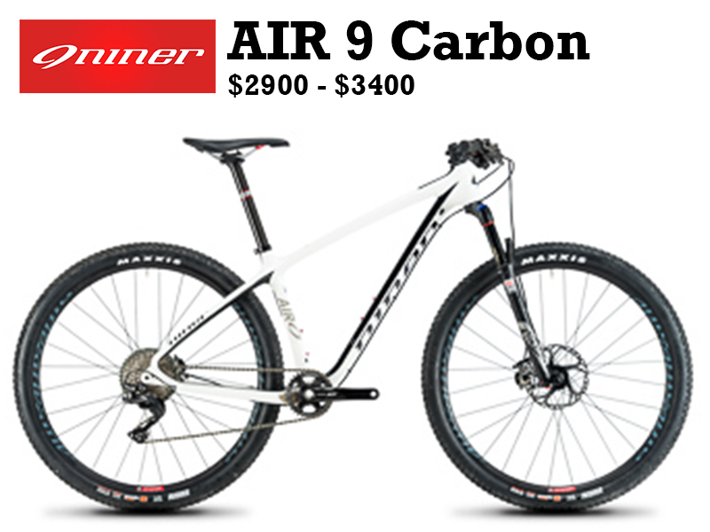 The new AIR 9 Carbon benefits from the same decade of refinement and testing as does the Air 9 RDO, while fitting into a privateer friendly budget. Riders benefit from the same experience with only a small difference in weight.