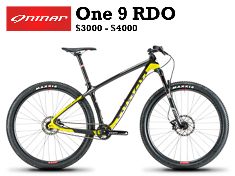 The newest member of our hardtail RDO program, the One 9 RDO is a singlespeed racer designed to go flat out fast. The One 9 RDO is specifically intended as a singlespeed racing bike, utilizing the reduced diameters and trimmed profiles of our RDO hardtail line up throughout.