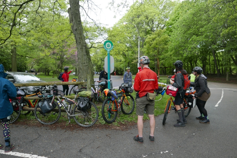 Van Cortland meeting spot, Bronx NY