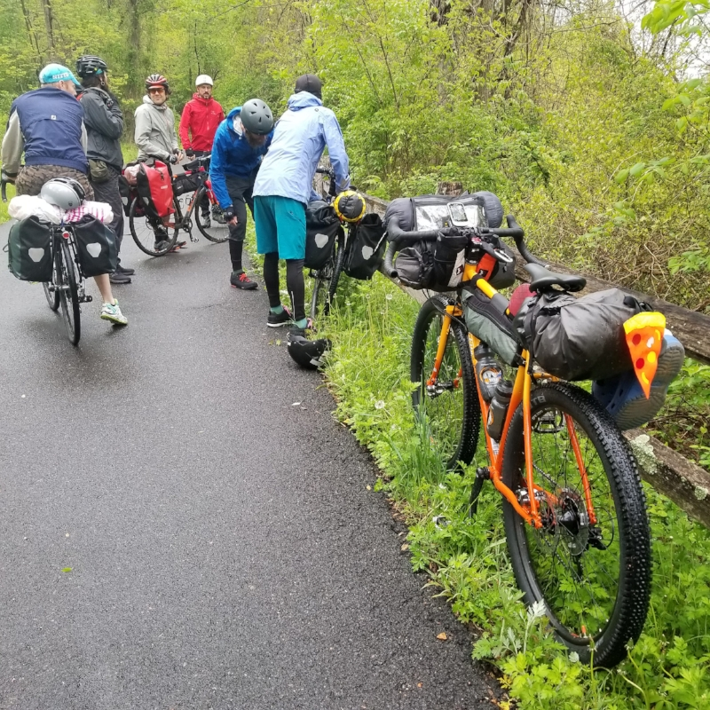 Mechanical issues on the North County Trailway