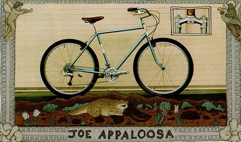Joe Appoloosa