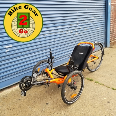 Trikes and Recumbents