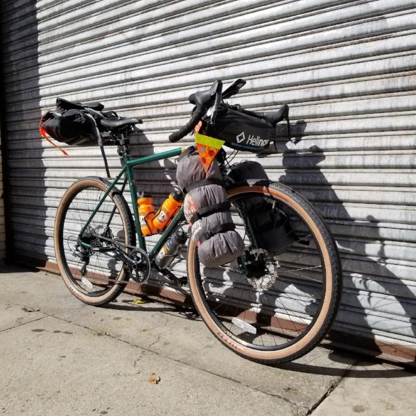 Final product…bike ready to go!