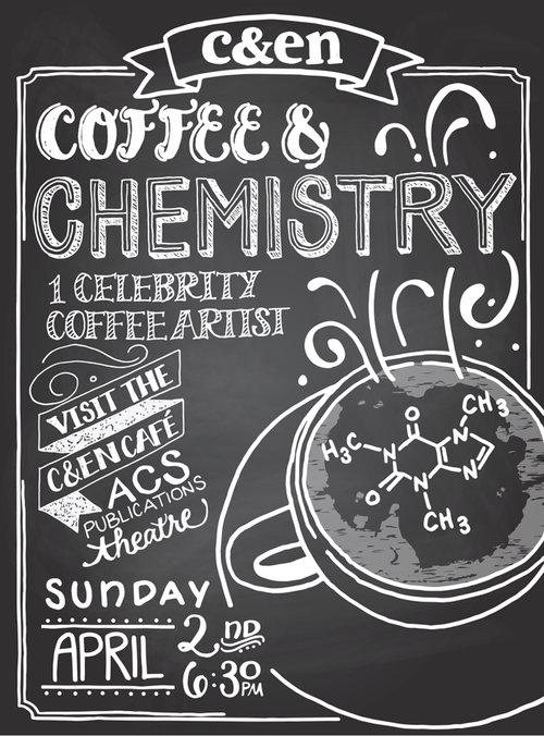 C&EN Café Chalkboard