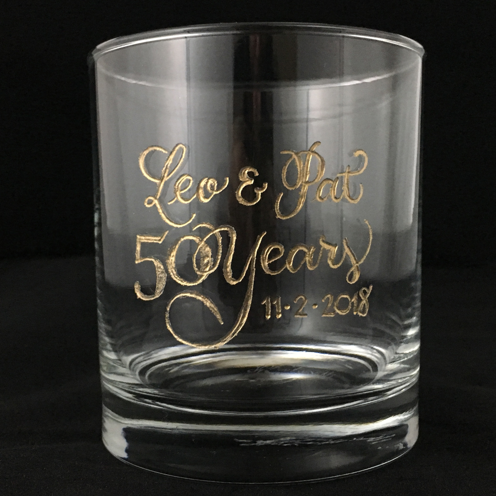 Leo & Pat 50 Years