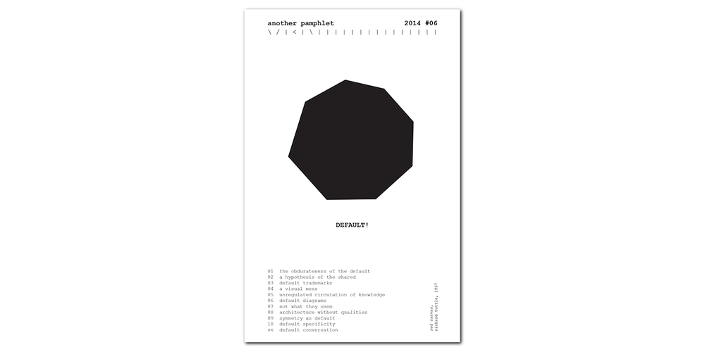 another pamphlet - issue 06 - cover.jpg