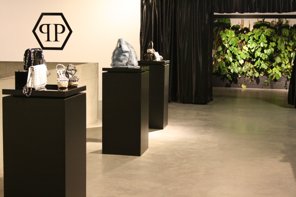 Philipp Plein - showroom Antwerp