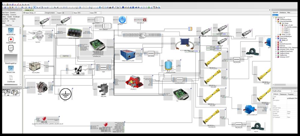 openmeta_driveline_model