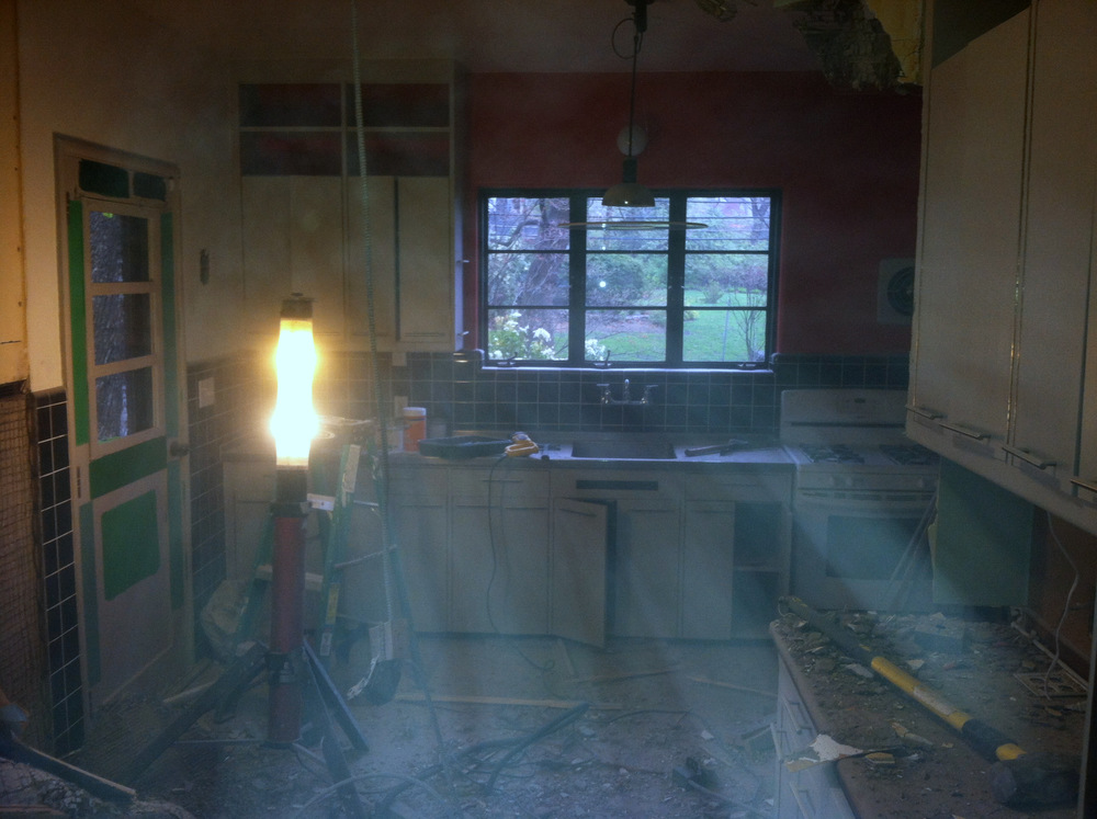 Kitchen Pre-Demolition