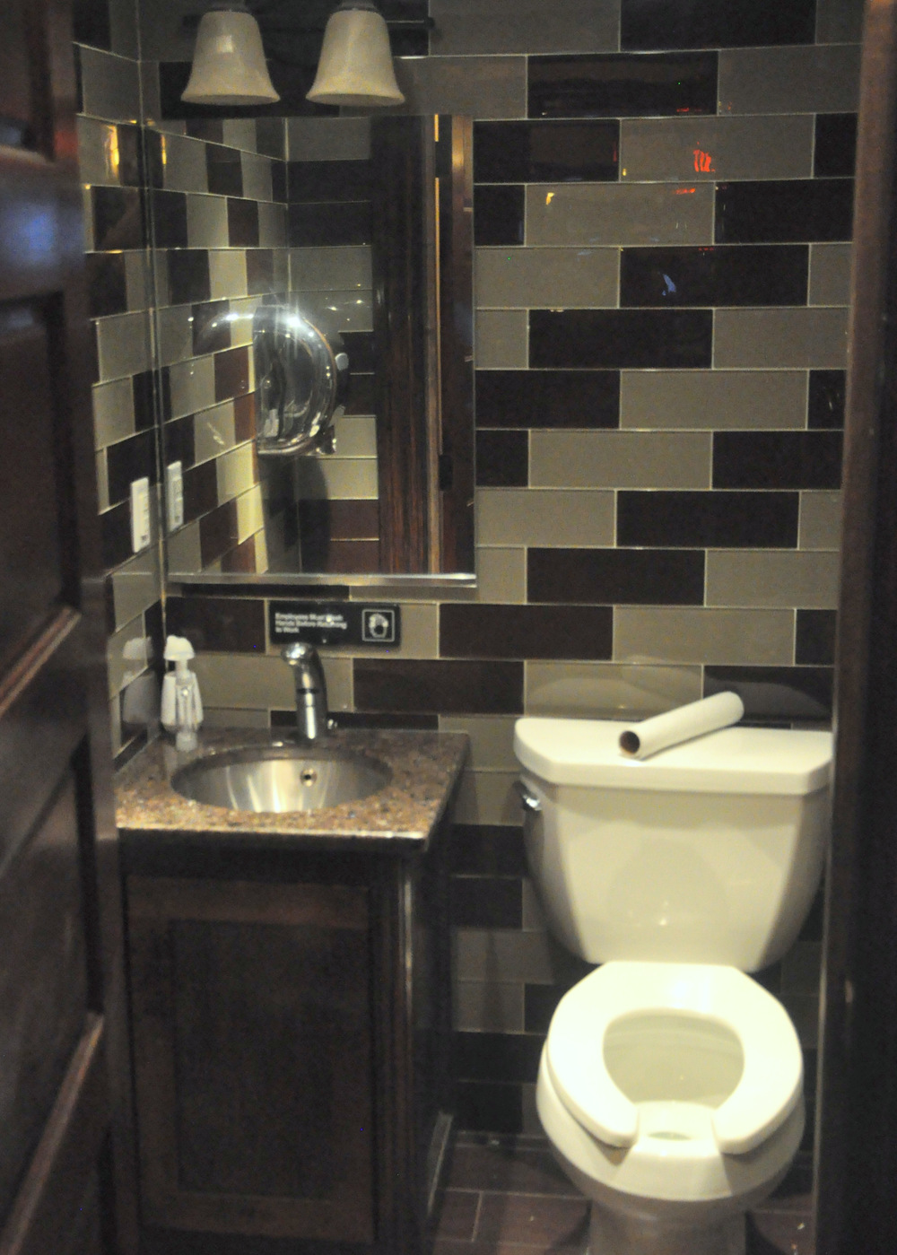 3rd Powder Room