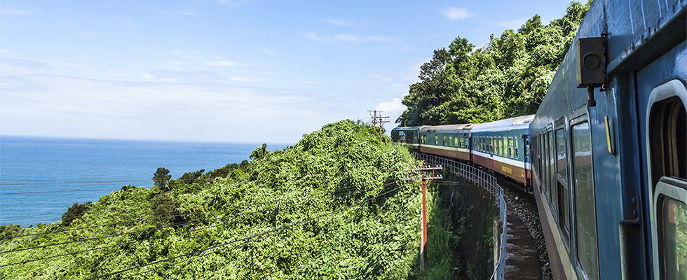 Train-Tripping in Vietnam