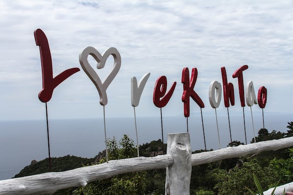 You'll love the view of Ko Tao!  Image by Sheila Dee