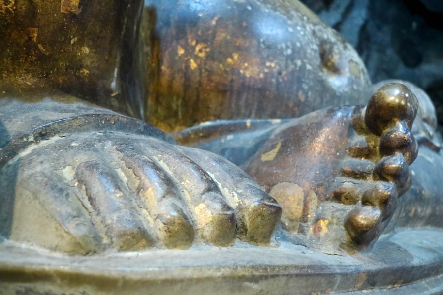 Buddha Toes