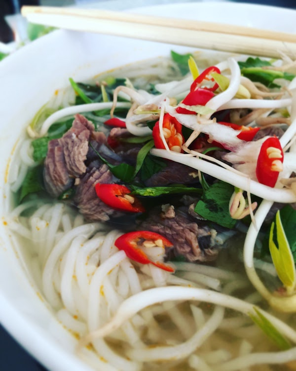 Do it pho the children. Or your tastebuds. Whichever.