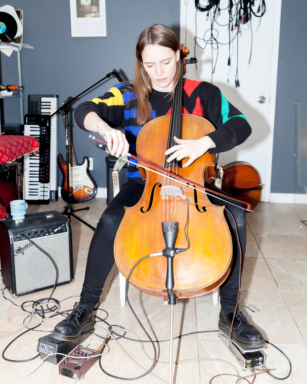 Leila Bordreuil