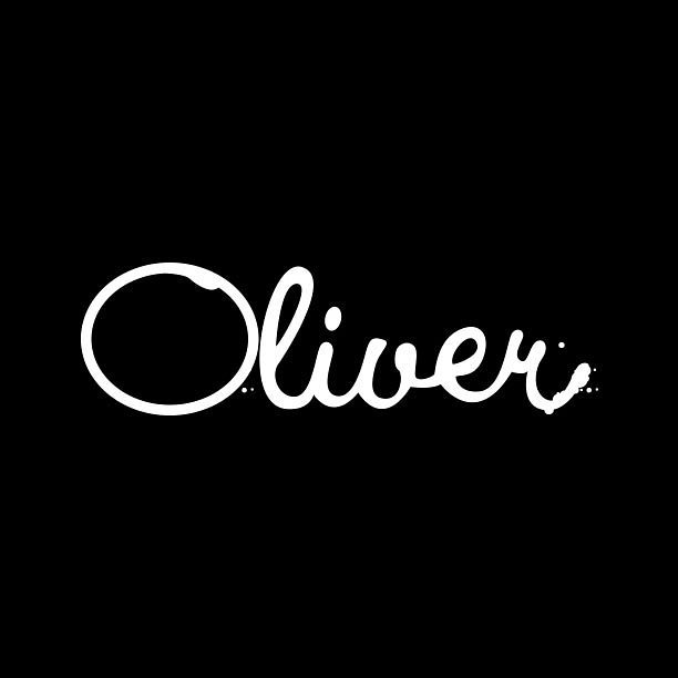Oliver.  #branding #design #logo #id #graphicdesign #naming #brandidentity