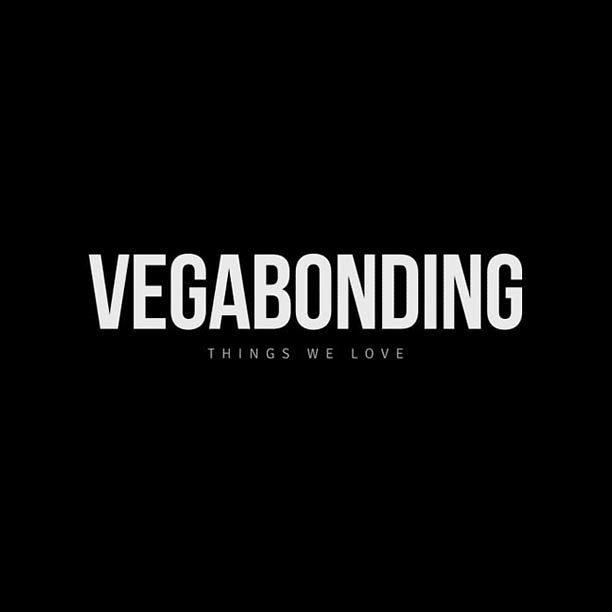 Vegabonding.  #branding #design #logo #id #graphicdesign #naming #brandidentity #vegabonding