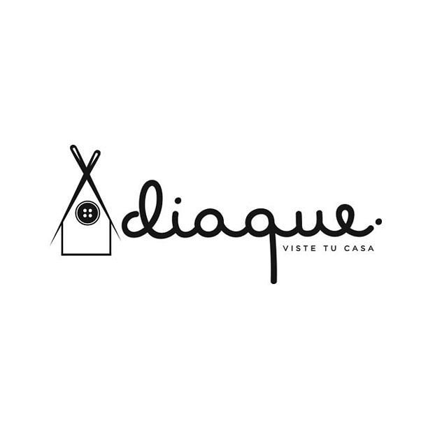 Diaque.  #branding #design #logo #id #graphicdesign #naming #brandidentity