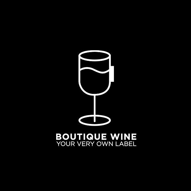 Boutique Wine.  #branding #design #logo #id #graphicdesign #naming #brandidentity