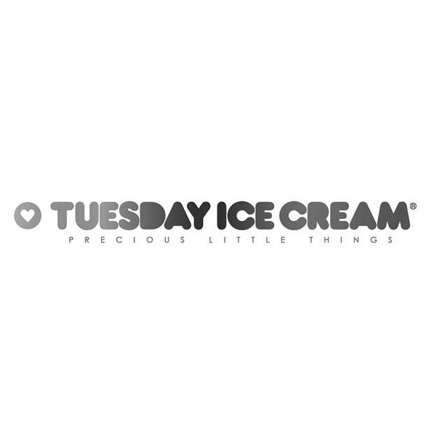 Tuesday ice cream.  #branding #design #logo #id #graphicdesign #naming #brandidentity