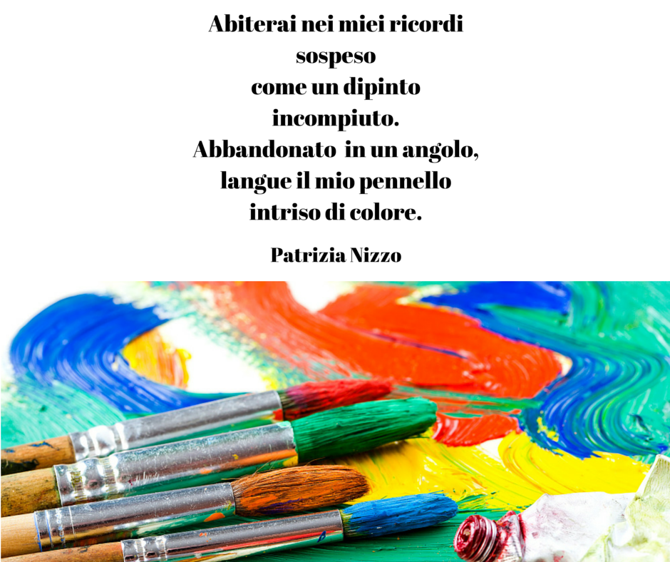 First: Unfinished, Patrizia Nizzo
