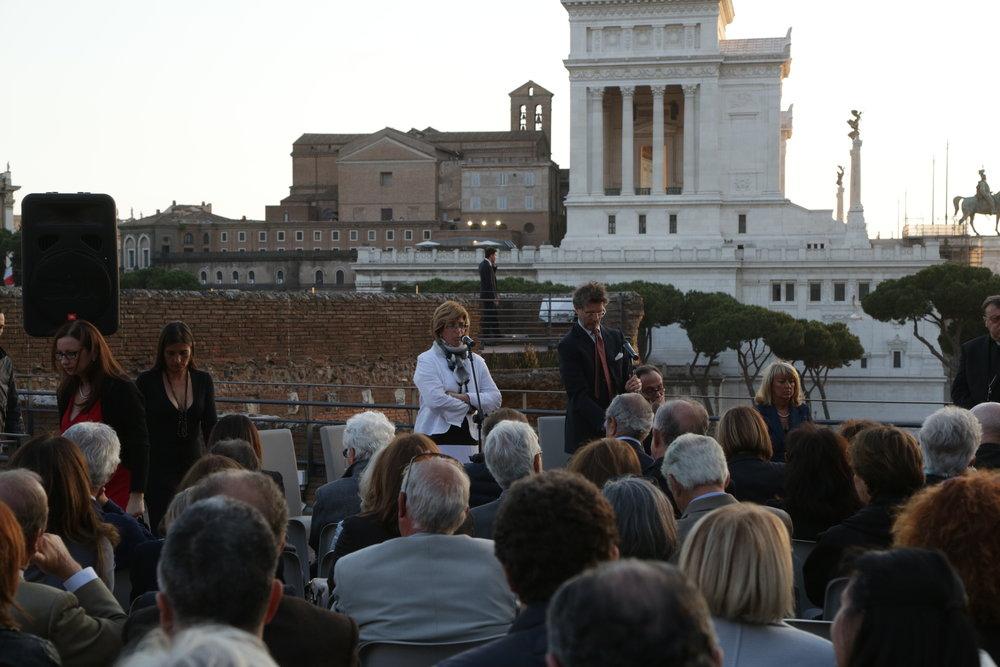 2014 - Mercati di Traiano.JPG
