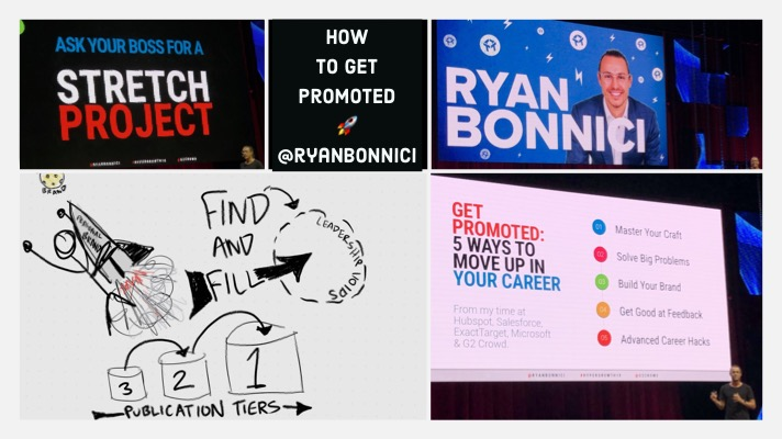 #14 — Getting promoted is a mixture of science & art - And based on his track record Ryan Bonnici is a good guy to learn from.