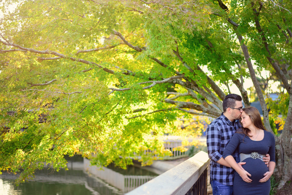 Pullen Park Maternity Session