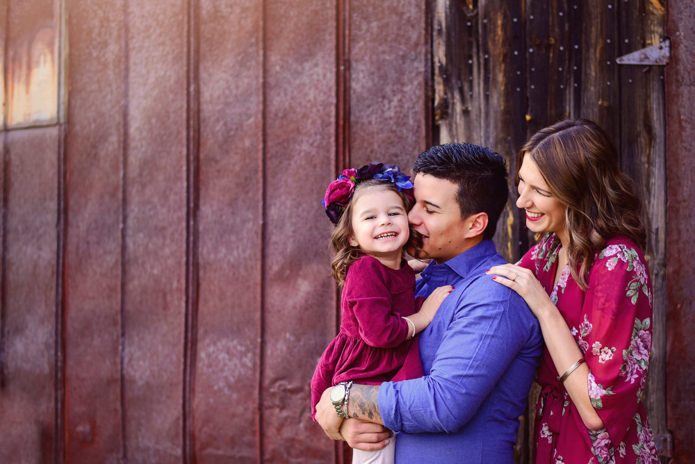 Fisher Farm Park Family Session