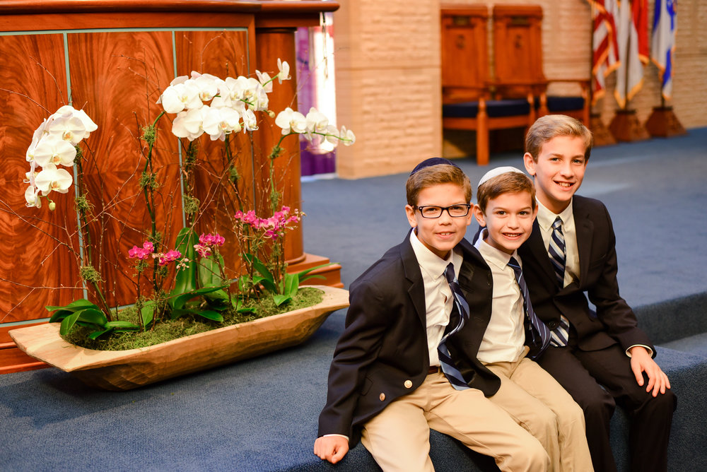 Bar Mitzvah at Beth Meyer