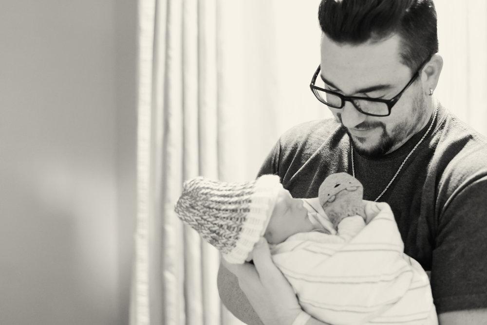 Flagler Hospital Newborn Photos