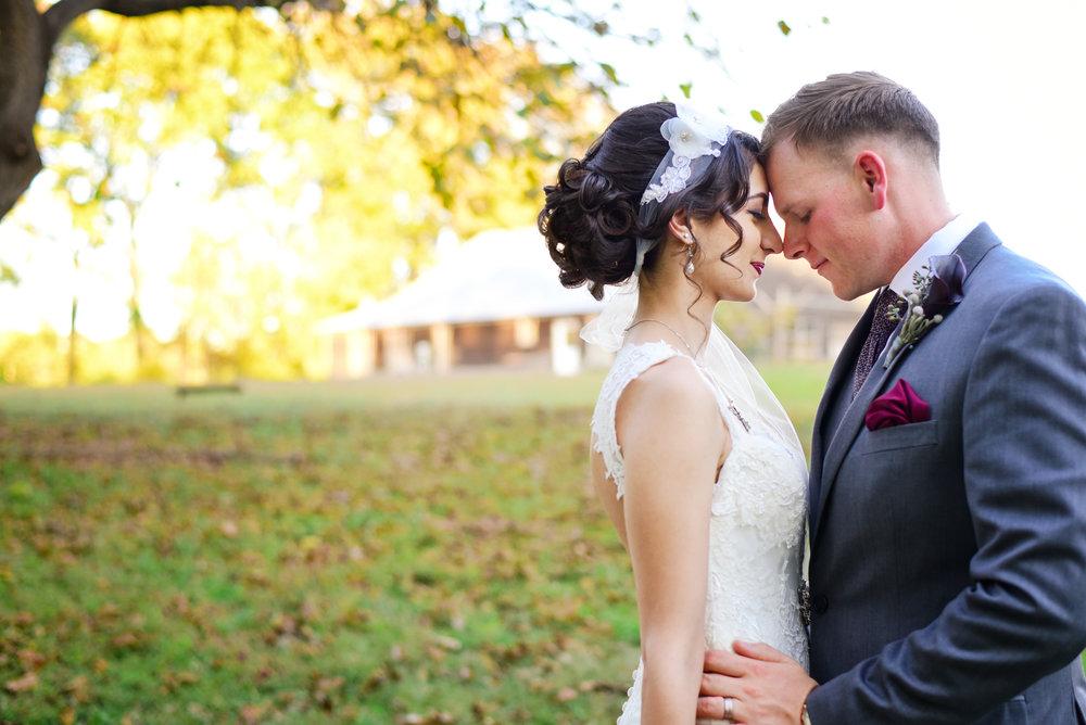 The Oaks at Salem Wedding