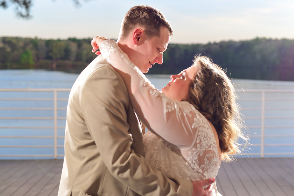 Lake Wheeler Park Wedding