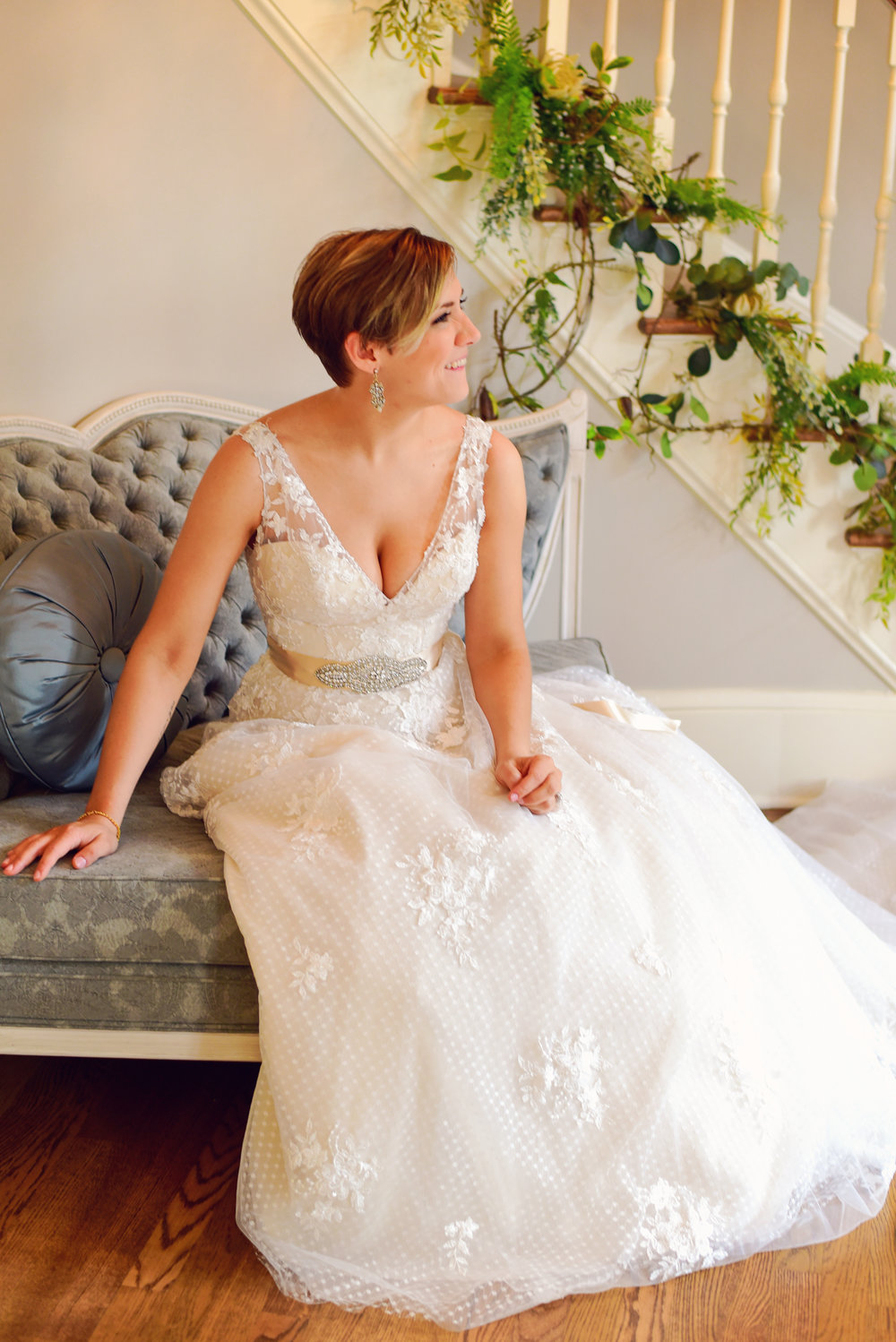 Highgrove Estate Bride