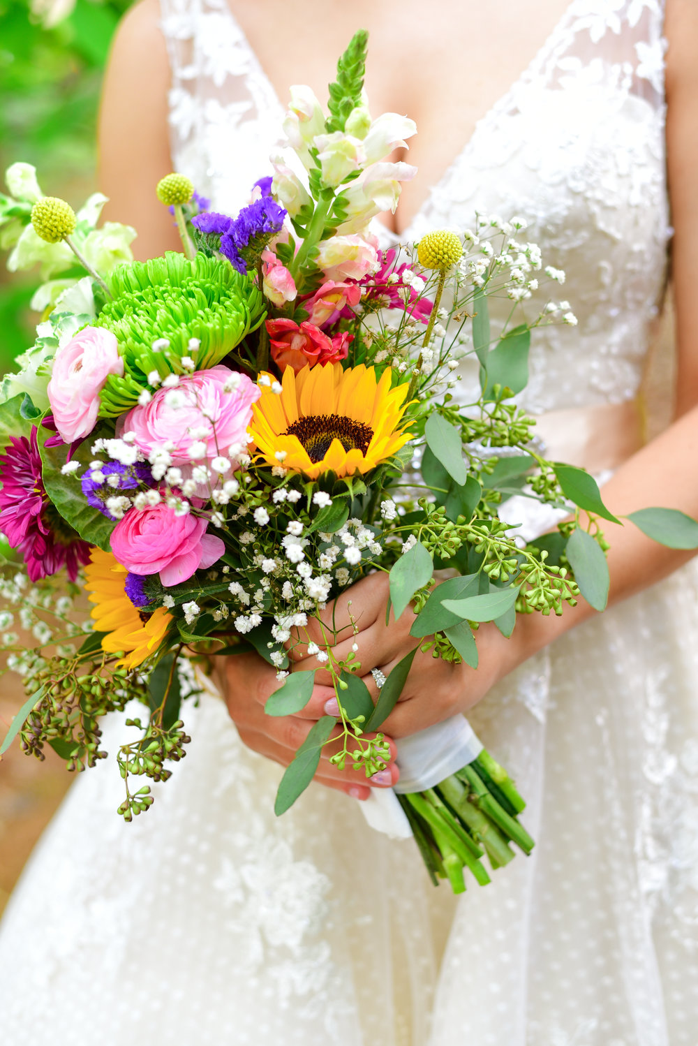 Highgrove Estate Bouquet