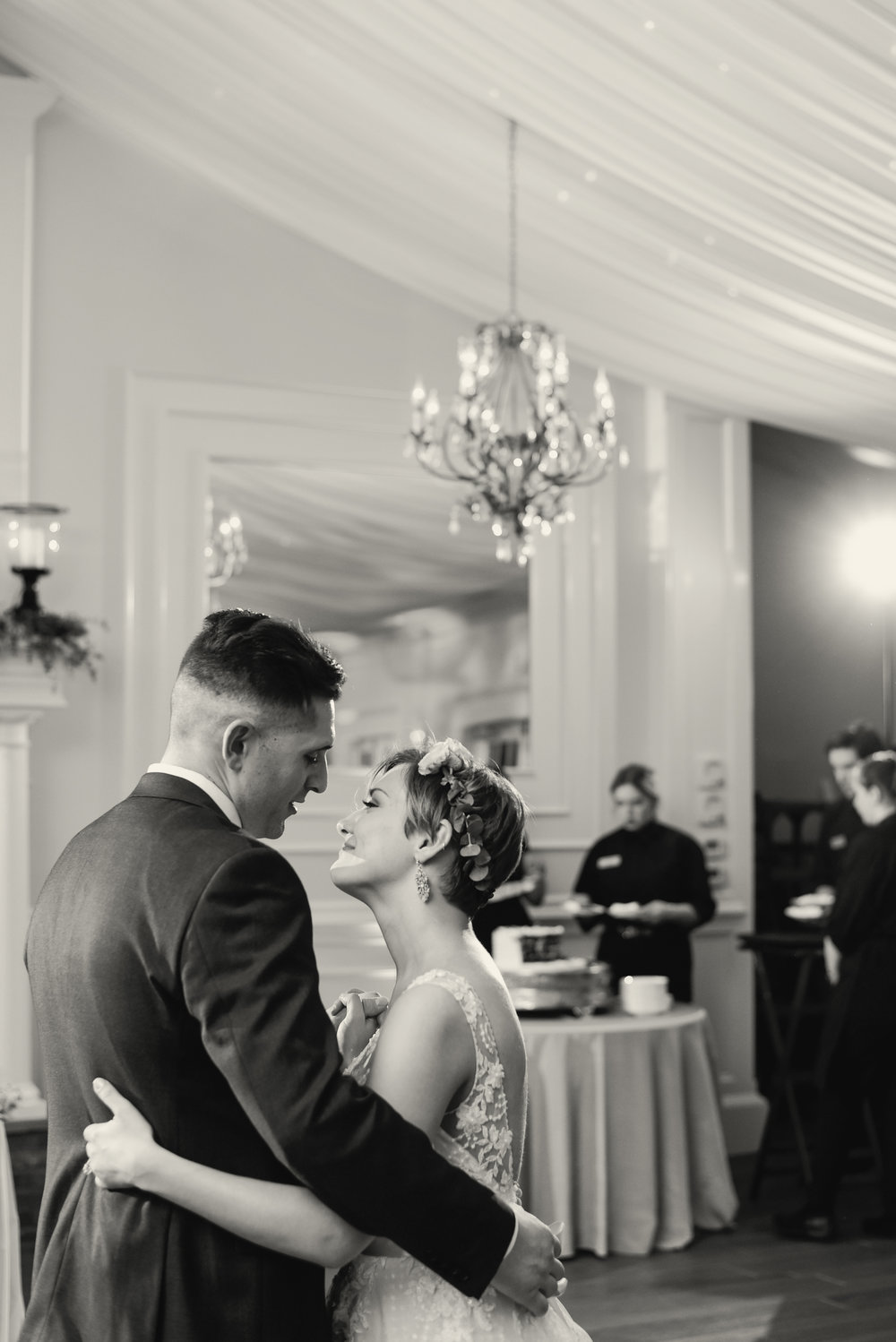 Highgrove Estate first dance